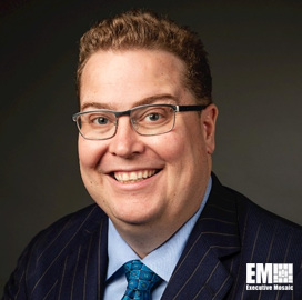 Garrett Cheal, VP of Capture and Proposals at Evoke Consulting
