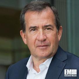 Jean-Pierre Brulard, EVP of Worldwide Sales at VMware