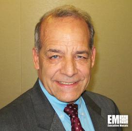 Mike Jeffrey, Senior Director of Capture Management for Defense at GDIT