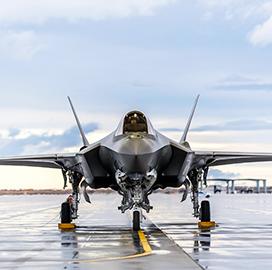Navy Wants Lockheed Martin to Install Flight Test Instrumentation on F-35 Test Aircraft