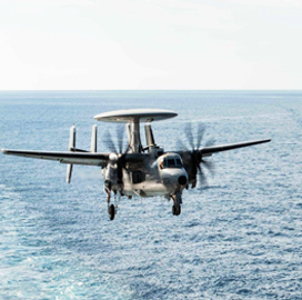 Northrop Grumman Set to Support Navy's Manned-Unmanned Teaming Initiative