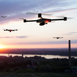 DARPA Develops Sensor Capability for Locating Enemy Drones