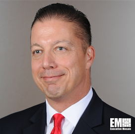 Dave Tender, VP of Security at Perspecta