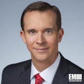 Jon Rambeau, VP and GM of the Integrated Warfare Systems and Sensors Business at Lockheed Martin