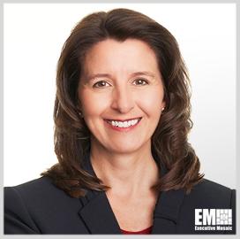 Kathy Warden, Chairman, CEO and President of Northrop Grumman
