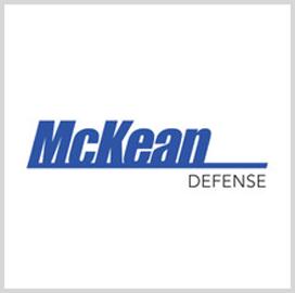 McKean to Provide Ship Sustainment, Maintenance for NSWC Philadelphia Division
