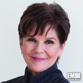 Phebe Novakovic, Chairman and CEO of General Dynamics