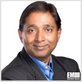 Sanjay Srivastava, Chief Digital Officer at Genpact