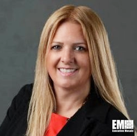 Tamara Greenspan, Group VP and GM of Application Sales for the Federal and Canadian Public Sector Business of Oracle