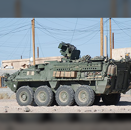 Army to Divest Stryker Mobile Gun Systems by End of FY 2022