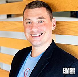 Ben Solomon, Founder and Managing Partner at FedTech