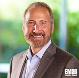 Jason Providakes, President and CEO of MITRE Corporation