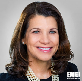 Jill Bruning, President of the IS4 Strategic Business Unit at Amentum