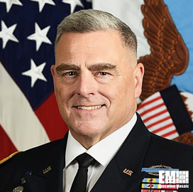 Mark Milley Suggests Charles Brown or John Raymond May Be Next Joint Chiefs Chair