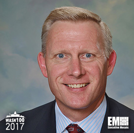 Michael Herrinton, EY Lead for US Government, Public Sector