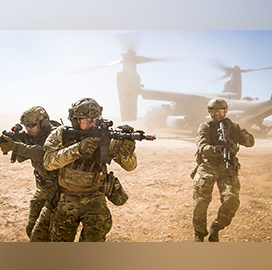 Military Leaders: SOF Units Need to Evolve to be Battle-Ready for Future Wars