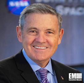 NASA Names Robert Cabana as Associate Administrator