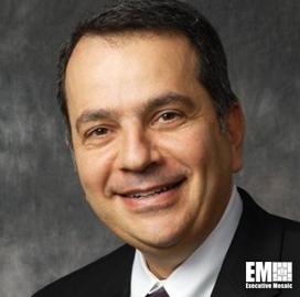 Nelson Pedreiro, VP of Advanced Technology Center at Lockheed Martin