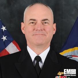 Rear Adm. Jeffrey Scheidt Appointed Deputy Principal Adviser to Defense Secretary
