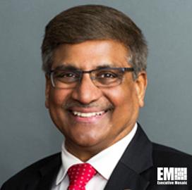 Sethuraman Panchanathan, National Science Foundation Director