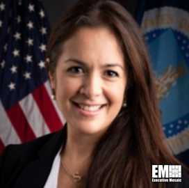 Simchah Suveyke-Bogin, Chief Customer Experience Officer at the US Department of Agriculture