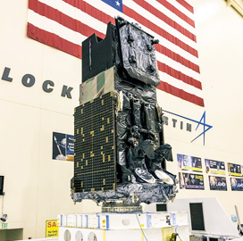 Space Force Completes SBIRS GEO 5 Satellite Launch