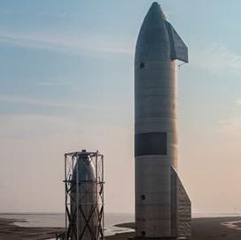 Air Force Studying Rocket Cargo Transportation Capability