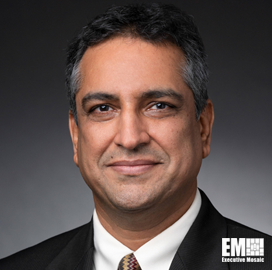 Ashutosh Gokhale Named Business Management VP, CFO of HII Technical Solutions