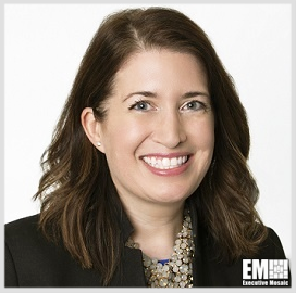 Caitlin Hayden, Communications SVP at BAE Systems