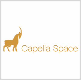 Capella Space Receives National Defense Space Architecture Research Contract