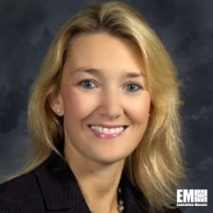 Christie Thomas, Vice President of Contracts and Pricing at Newport News Shipbuilding