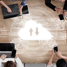 Five Executives in Cloud Security GovCon