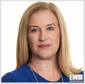 Lucy C. Ryan, Corporate VP of Communications at Northrop Grumman