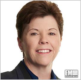 Mary Petryszyn, President of Northrop Grumman Defense Systems