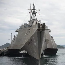 Navy Stands Up Task Force to Fix Reliability Issues of LCS Fleet