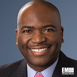 William Ampofo II, Supply Chain VP at Boeing Global Services