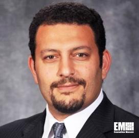 Amr Hussein, VP of C4ISR at Lockheed Martin