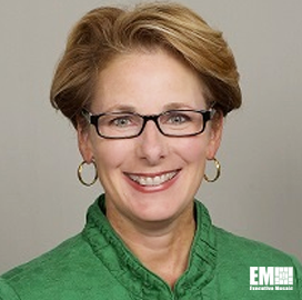 Ann Ackerson, Chief Procurement Officer at BAE Systems