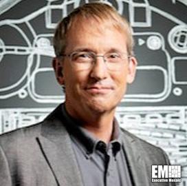Colin Angle, CEO and Chairman of iRobot