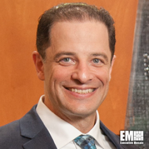 Eric Schorvitz, President and CEO of Holonic Technologies