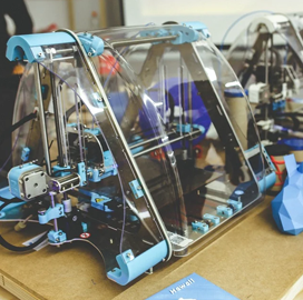 Five 3D Printing Executives in GovCon