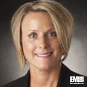 Kristin Robertson, Vice President and General Manager of Boeing's Autonomous Systems Division