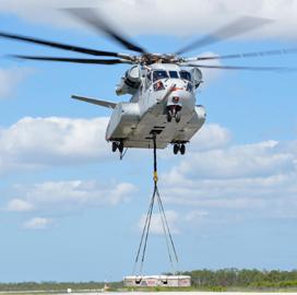 Marine Corps Provides Updates on CH-53K Heavy-Lift Program