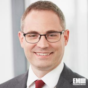 Matt Vepraskas, Procurement Director at Leidos' Intelligence Group