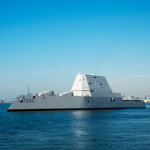 Navy Using Stealthy New Ships to Test Hypersonic Missiles
