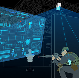 Samsung, GBL Roll Out 5G Testbed for AR/VR Military Training
