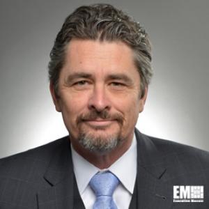 Thomas Jones, President of Northrop Grumman's Aeronautics Systems Business