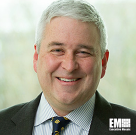 Andy Beamon, SVP of Strategic Innovation for Citizen Services at Maximus Federal