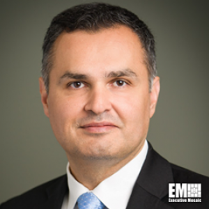 Navid Nekoui, Operating Group President at Koniag Government Services