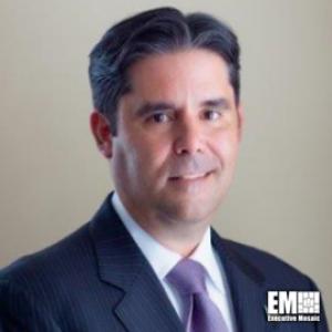Robert McCashin, President of Chenega's Professional Services Strategic Business Unit